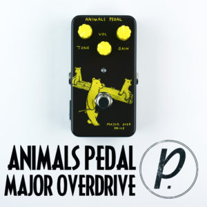 Animals Pedal Major Overdrive
