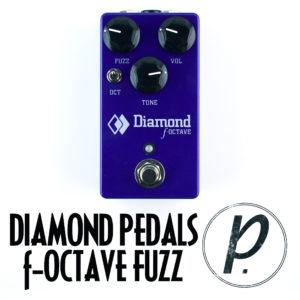 Diamond Pedals f-Octave Fuzz Octave