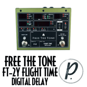 Free The Tone FT-2Y Flight Time Digital Delay
