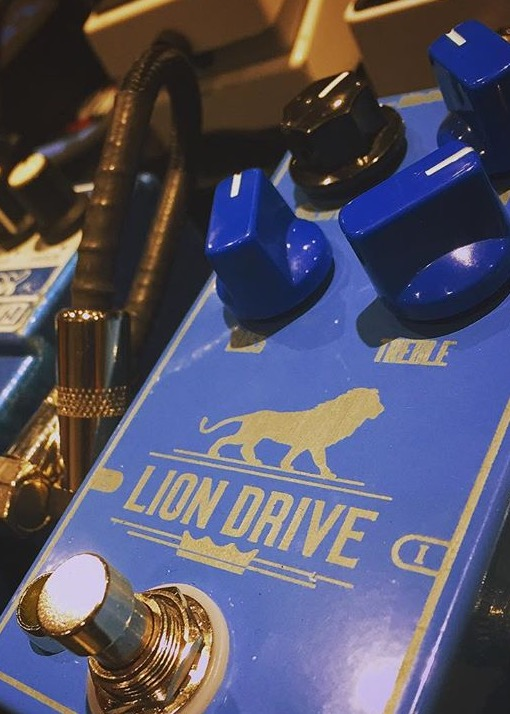 Monarch Musical Devices - Lion Drive 2