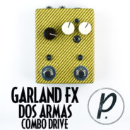 Garland FX Dos Armas Combo Drive Boost Overdrive