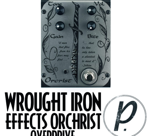 Wrought Iron Effects Orcrist Overdrive