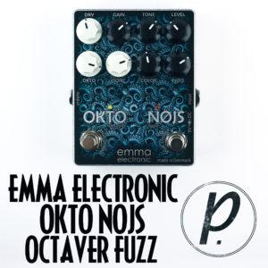 Emma Electronic Okto-Nøjs Octaver Fuzz