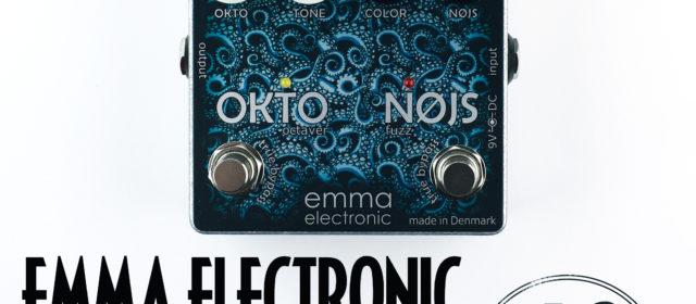 Emma Electronic ON-1 Okto-Nøjs Octaver Fuzz
