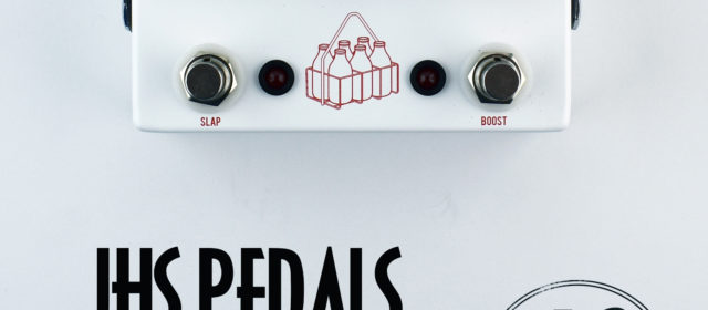 JHS Pedals The Milkman Delay Boost