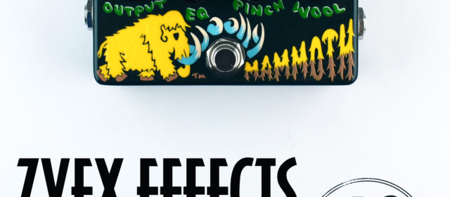 ZVEX Effects Woolly Mammoth Fuzz