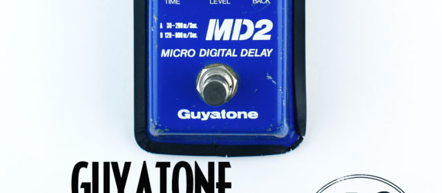 Guyatone MD2 Micro Digital Delay