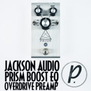 Jackson Audio PRISM Boost Overdrive