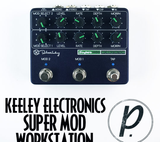Pedal Of The Day Are You Obsessed With Guitar Gear We