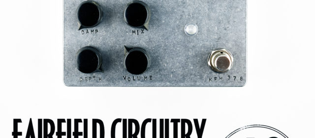 Fairfield Circuitry Shallow Water K-Field Modulator