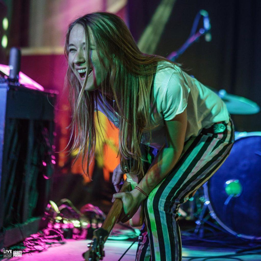Karina Rykman Bass Player 2