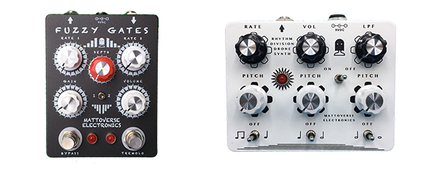Mattoverse Electronics - Pedals 1