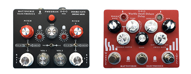 Mattoverse Electronics - Pedals 2