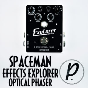 Spaceman Effects Explorer Deluxe 6 Stage Optical Phaser