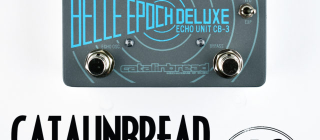 Catalinbread Belle Epoch Deluxe Echo Unit CB-3 Tape Delay