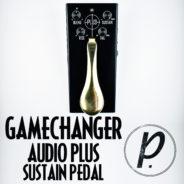Gamechanger Audio PLUS Sustain Pedal