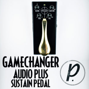 Gamechanger Audio PLUS Sustain Pedal