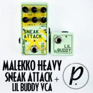 Malekko Heavy Industry Sneak Attack VCA Tremolo