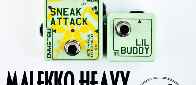 Malekko Heavy Industry Sneak Attack VCA Tremolo
