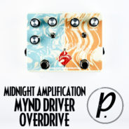 Midnight Amplification Mynd Driver Overdrive