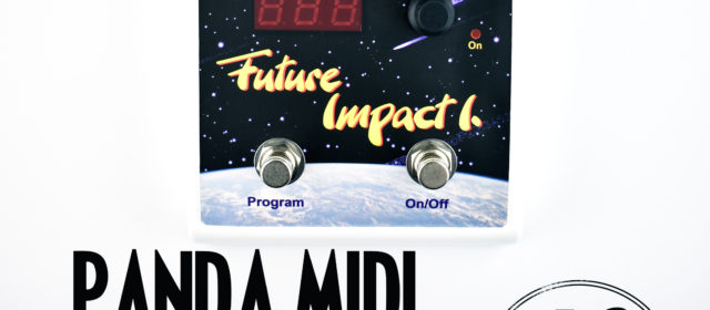 PandaMIDI Future Impact I Bass Synthesizer