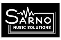 Sarno Music Solution Logo