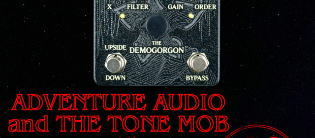 Adventure Audio Demogorgon Fuzz Tremolo Reverb V2
