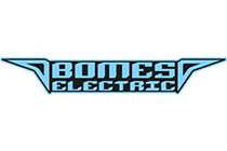 Bomes Electric Logo