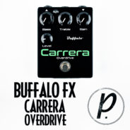 Buffalo FX Carrera Overdrive Boost