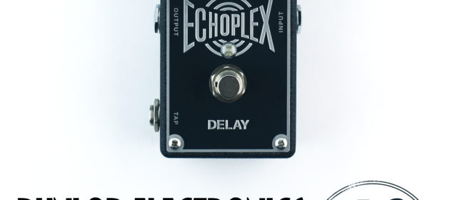 Dunlop Electronics EP103 Echoplex® Delay