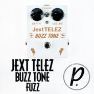 Jext Telez Buzz Tone Germanium Fuzz