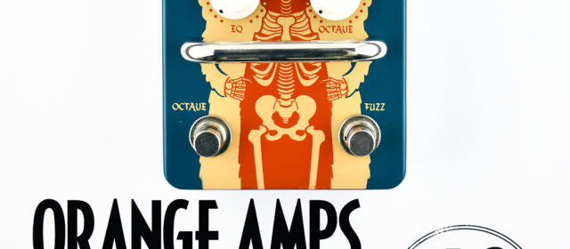 Orange Amps Fur Coat Octave Fuzz