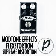 ModTone Effects MT-FD Flexstortion Supreme Distortion