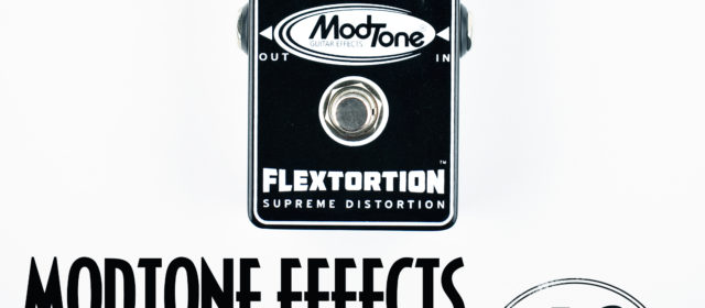 ModTone Effects MT-FD Flexstortion Supreme Distortion