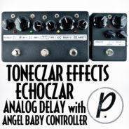 Toneczar Effects Echoczar Analog Stereo Delay