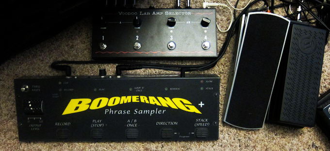Our Current Gear - Pedal of the Day