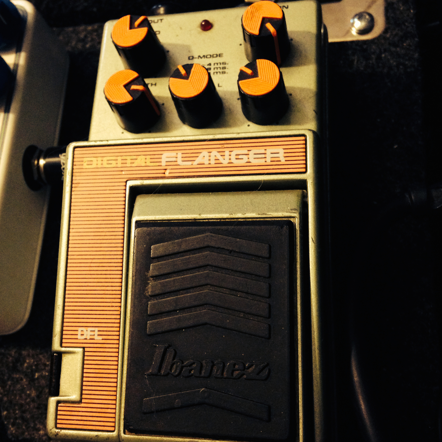 Ibanez DFL Flanger - Pedal of the Day