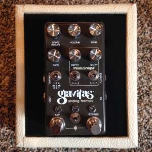 Chase Bliss Audio Gravitas Analog Tremolo Pedal Of The Day