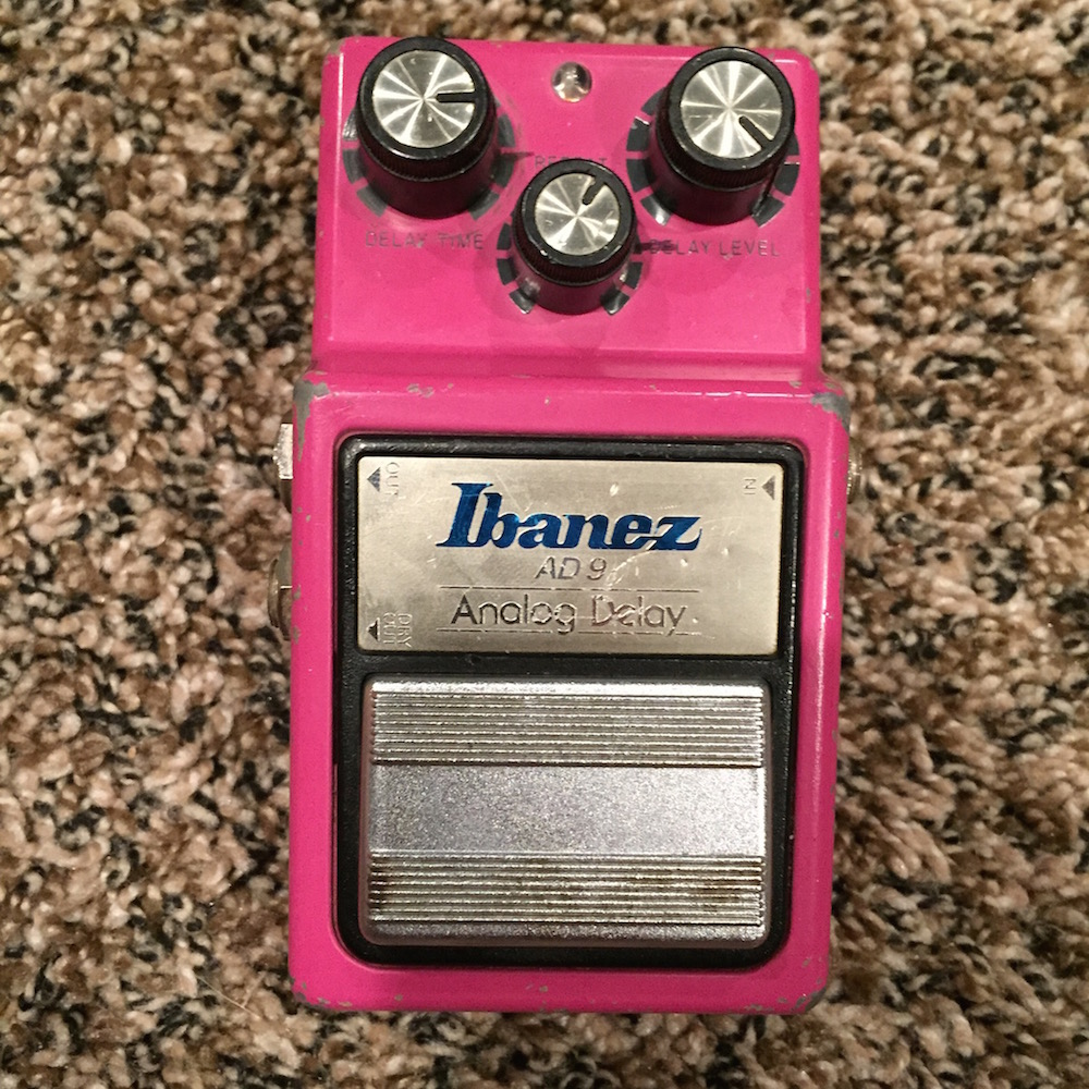 Ibanez Analogue Delay : ibanez ad9 analog delay pedal of the day ~ Hamham.info Haus und Dekorationen