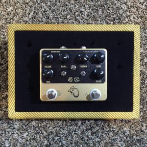 jhs pedals keeley electronics steak and eggs overdrive compressor. Black Bedroom Furniture Sets. Home Design Ideas