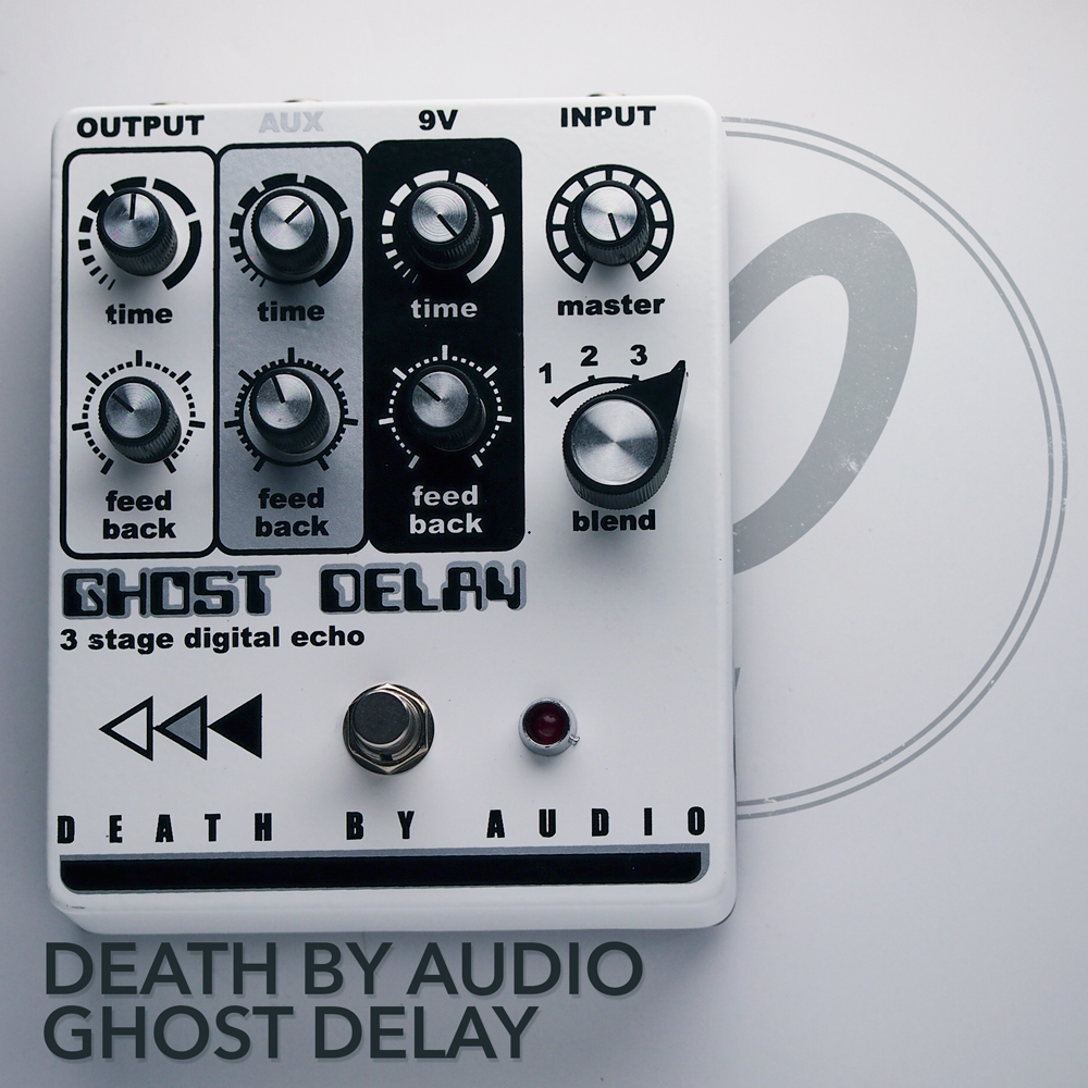 Death By Audio Ghost Delay - Pedal of the Day