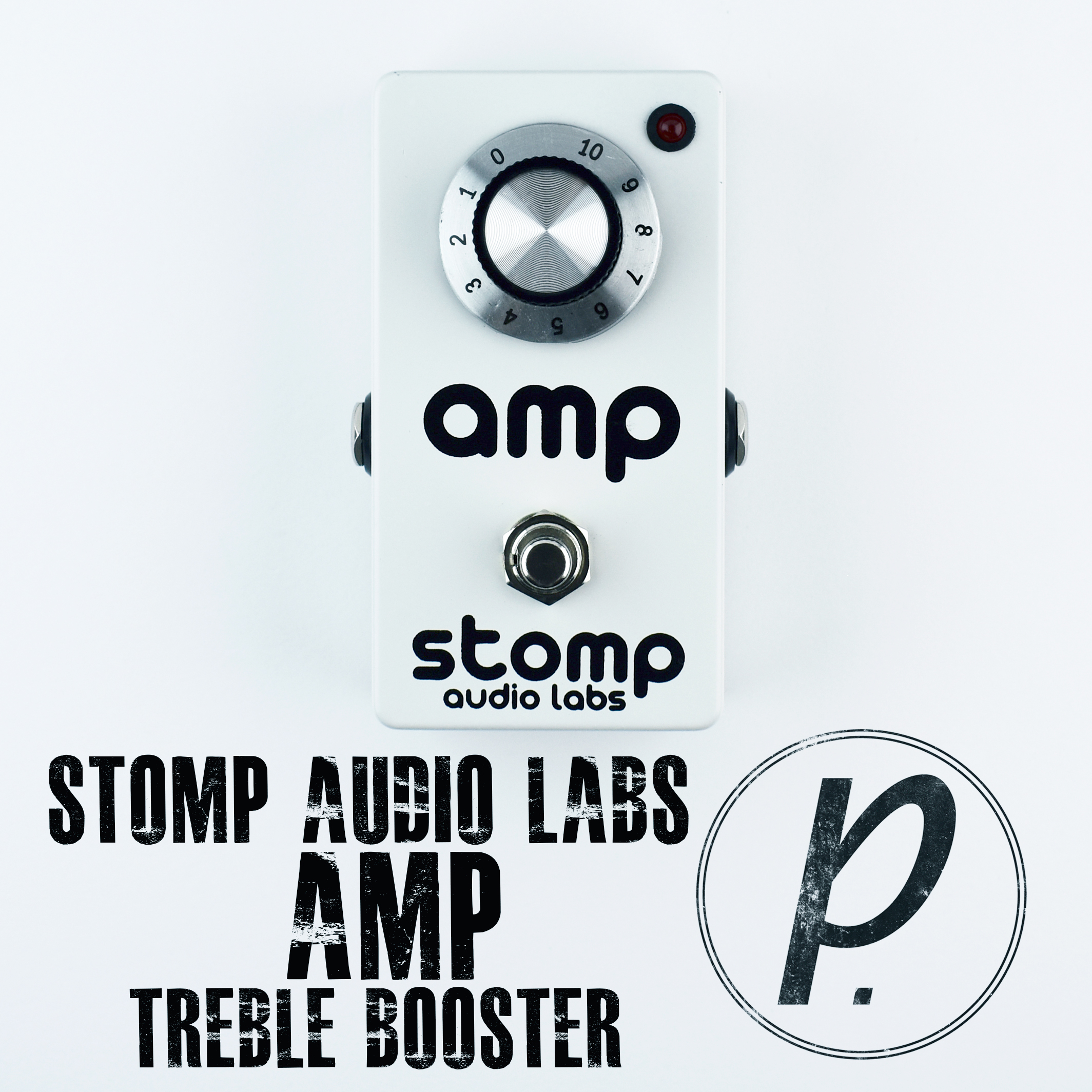 Stomp Audio Labs Amp Treble Booster Pedal Of The Day