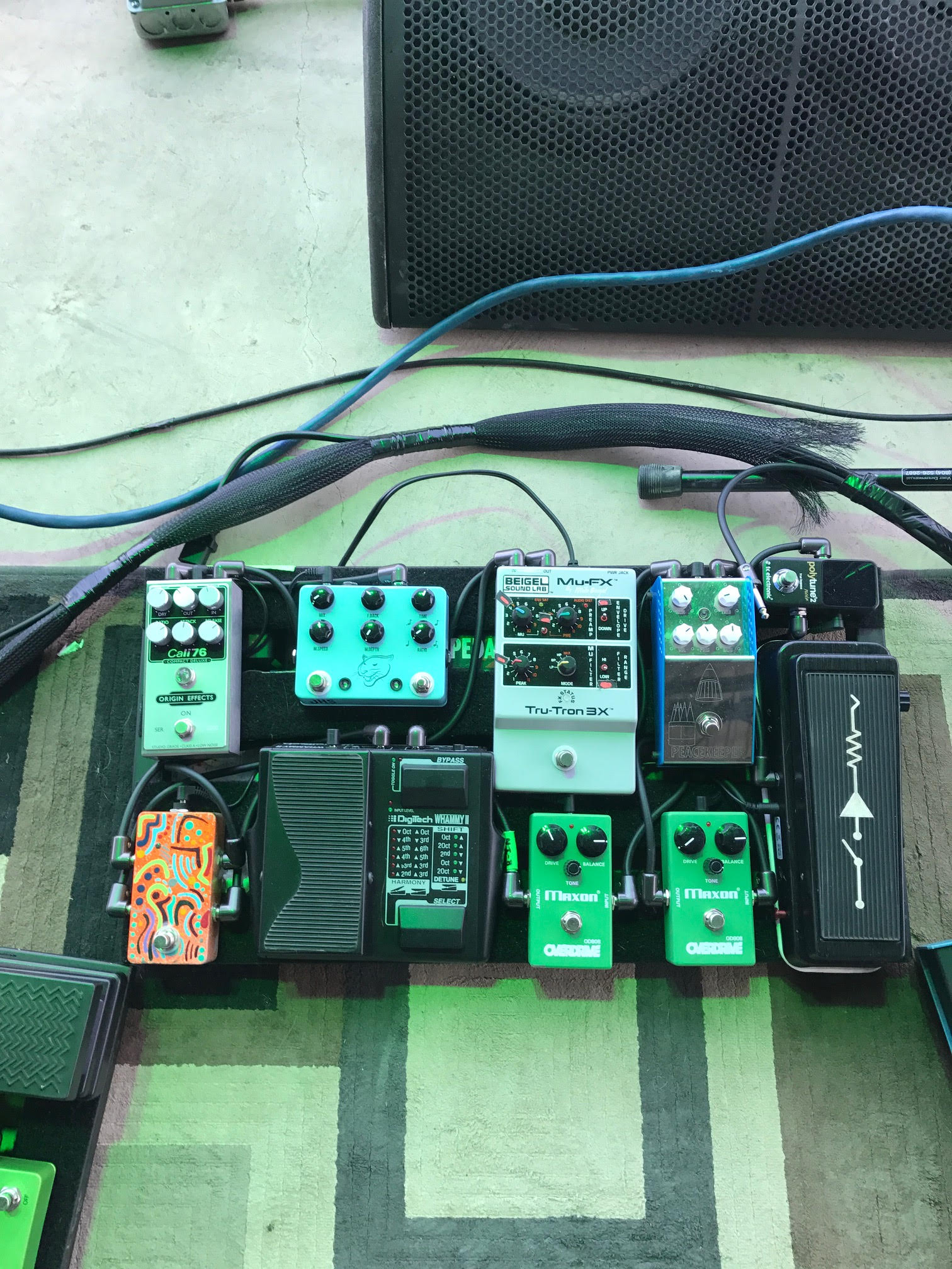 Mihali Savoulidis Twiddle Pedalboard 1 Pedal Of The Day Board Wiring