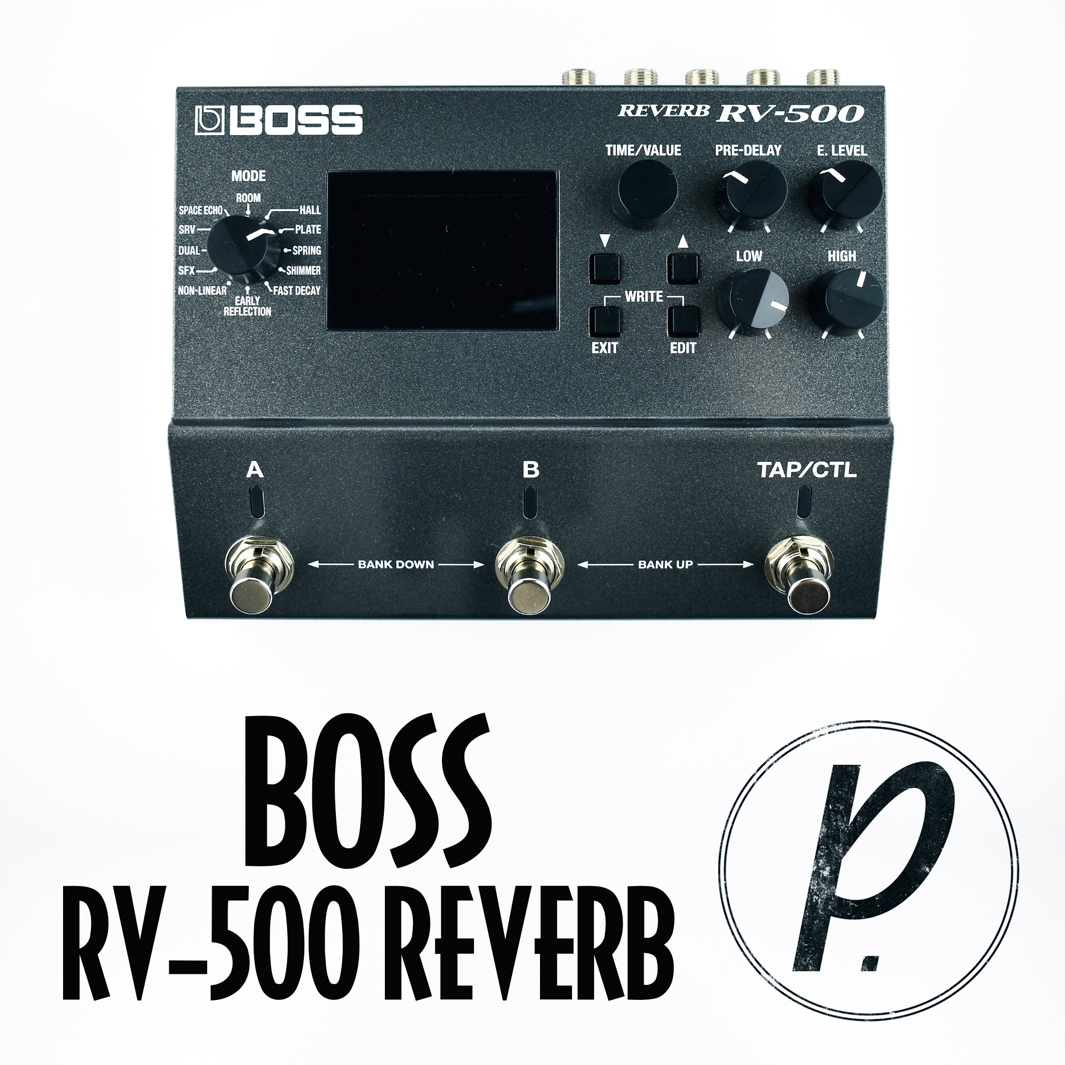 Bbe Wah Class A Circuit Design Pedal Icon Music Boss Rv 500 Reverb Multi Effect Of The Day