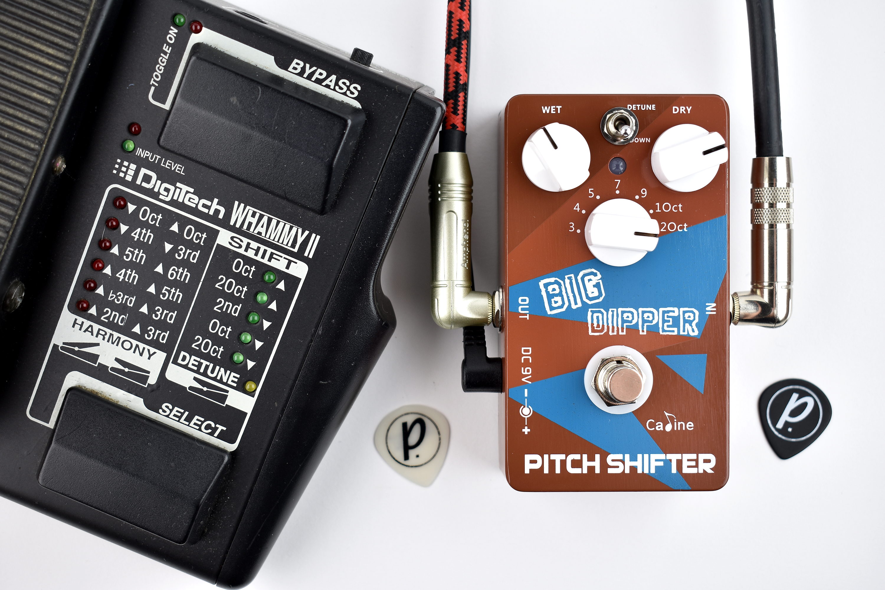 Caline CP-36 Big Dipper Pitch Shifter - Pedal of the Day
