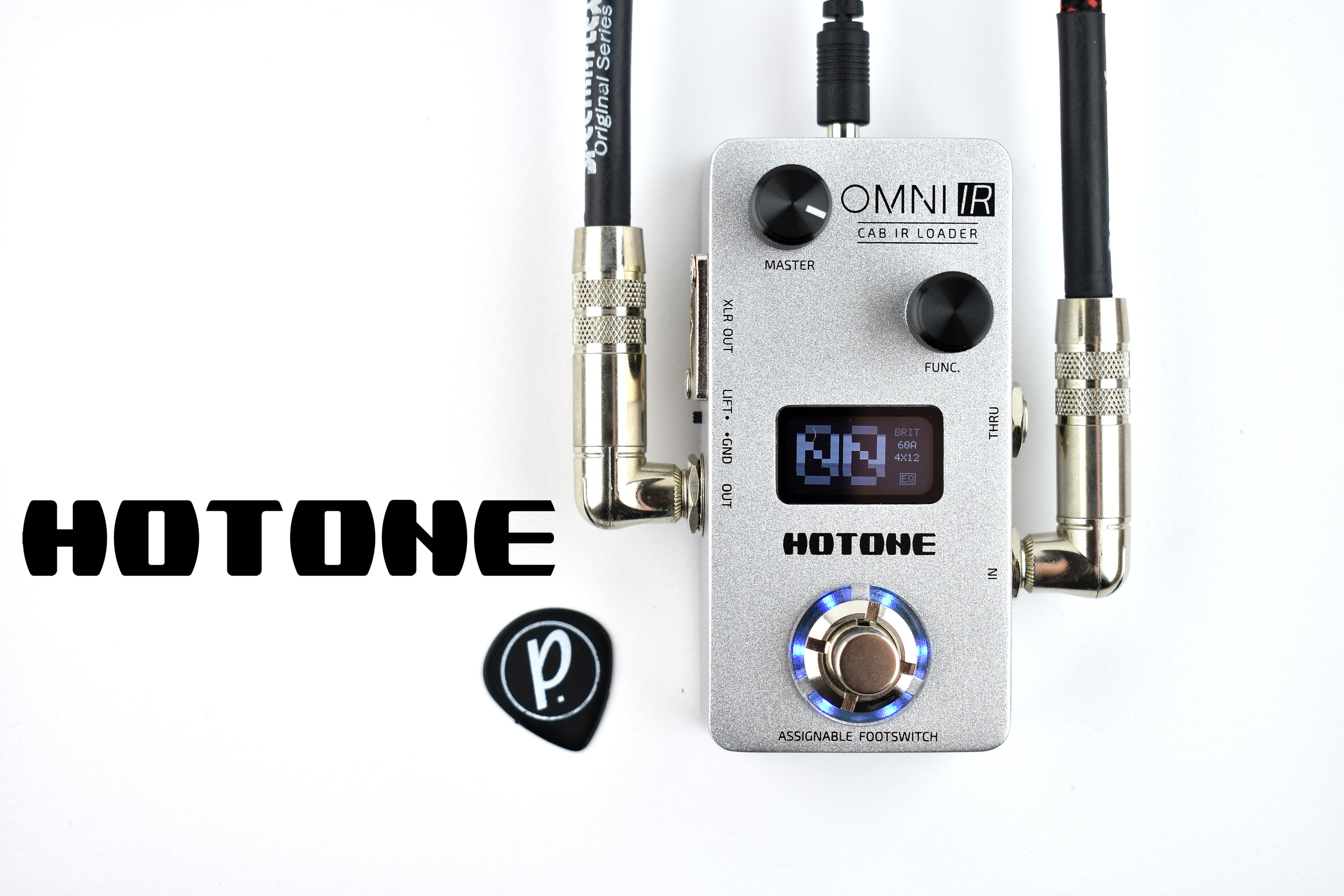 hotone audio omni ir impulse response cabinet simulator pedal of the day. Black Bedroom Furniture Sets. Home Design Ideas
