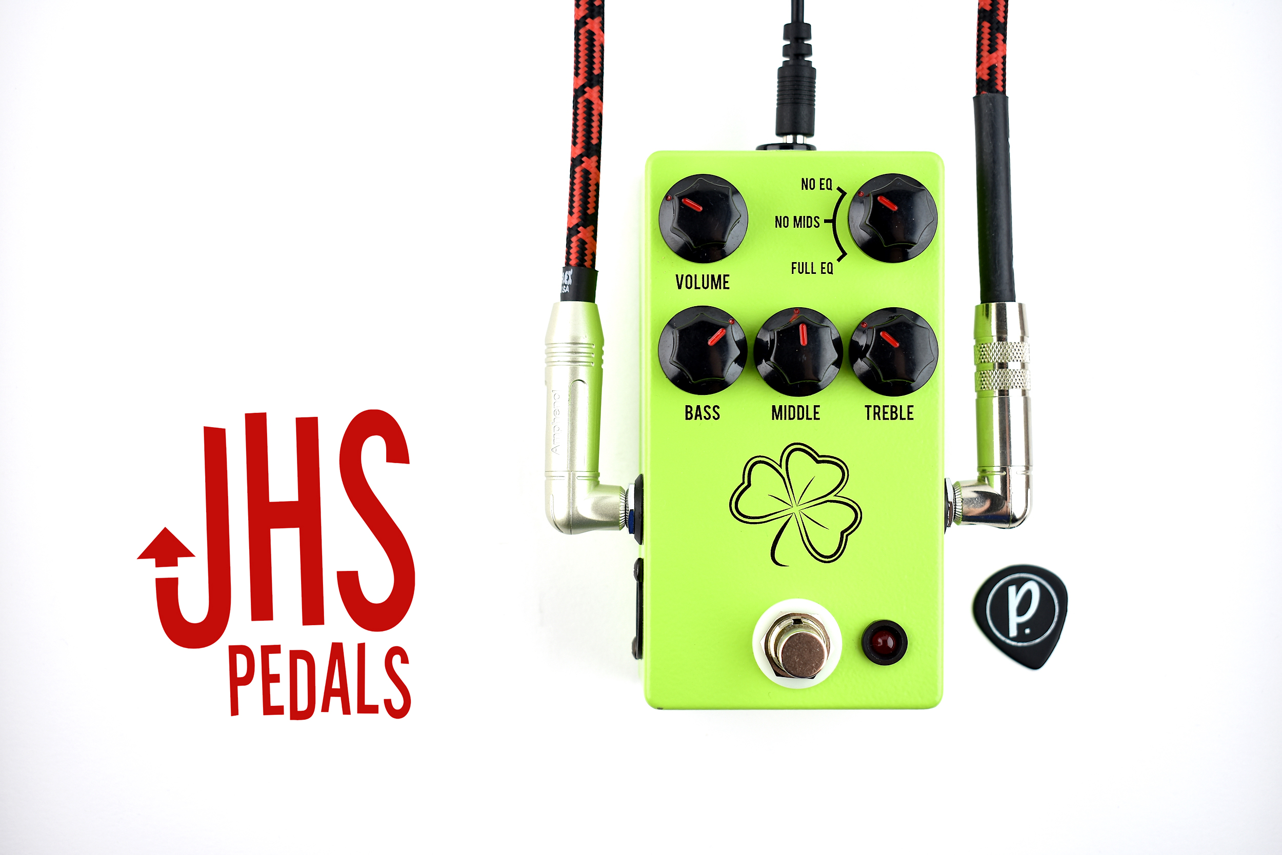 JHS Pedals The Clover Preamp Boost