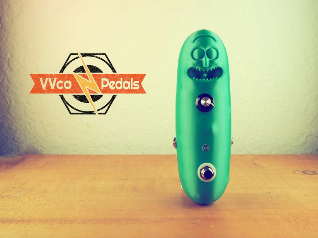 VVco Pedals 3D Pickle Fuzz